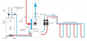Heat Pump Drawing